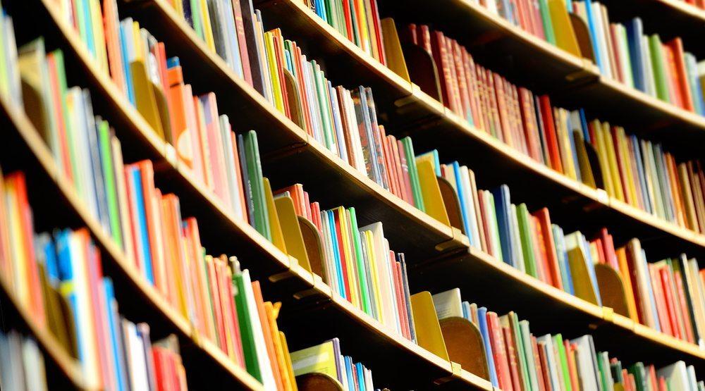 Klassische Bücherregale. (Bild: Connel / Shutterstock.com)