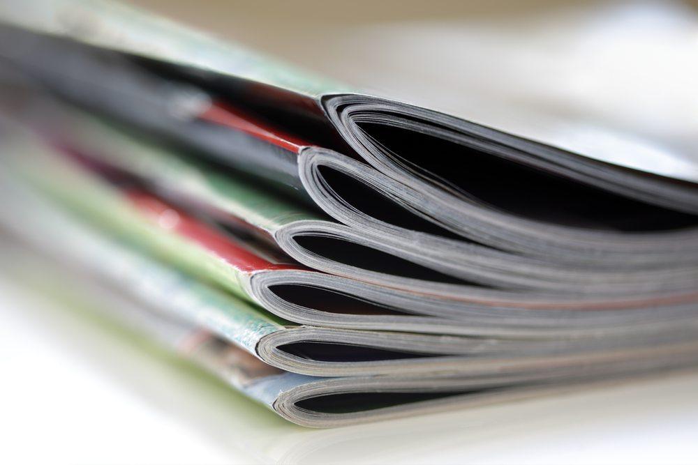 Unternehmenszeitschrift, Jahresberichte, Pressemeldungen... (Bild: Pressmaster / Shutterstock.com)