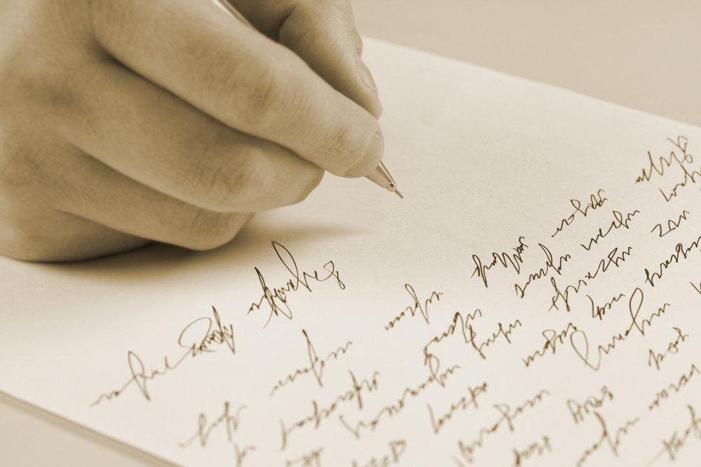 Brief - eine grosse Errungenschaft der Menschheit (Bild: © De-V - shutterstock.com)
