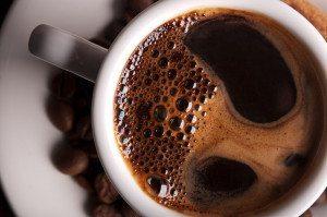 Frisch und munter mit Koffein