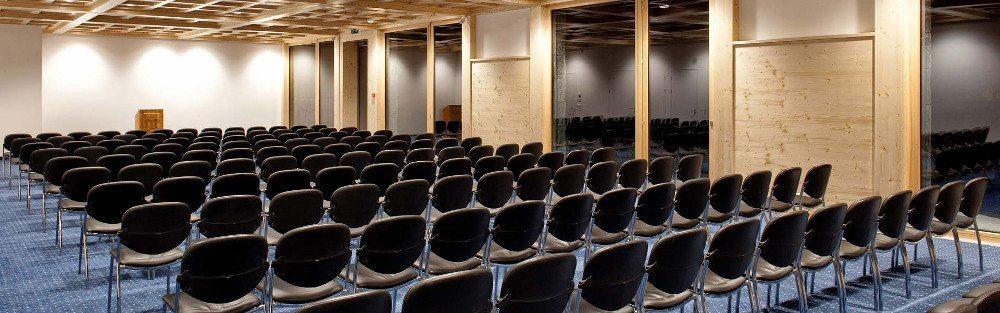 Das Waldhotel National bietet ideale Räumlichkeiten für Konferenzen und Seminare. (Bild: © Waldhotel National)