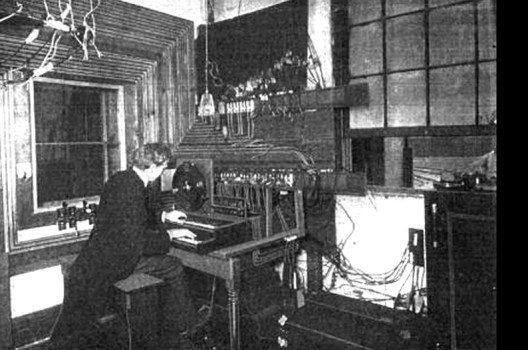 Das Telharmonium war 60 Meter lang und wog 200 Tonnen. (Bild: Finnianhughes101 / Shutterstock.com)