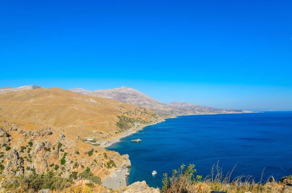 Die Hauptroute – von der libyschen Küste nach Italien (Bild: © Dmitry V. Petrenko - shutterstock.com)