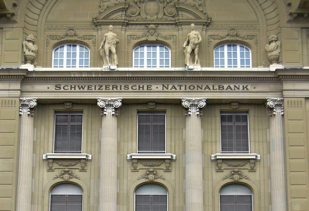 Nach dem Top-Jahr 2014 hat die SNB im ersten Quartal 2015 Rekordverluste eingefahren. (Bild: © city100 - shutterstock.com)