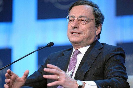 Mario Draghi (Bild: World Economic Forum, Wikimedia, CC)