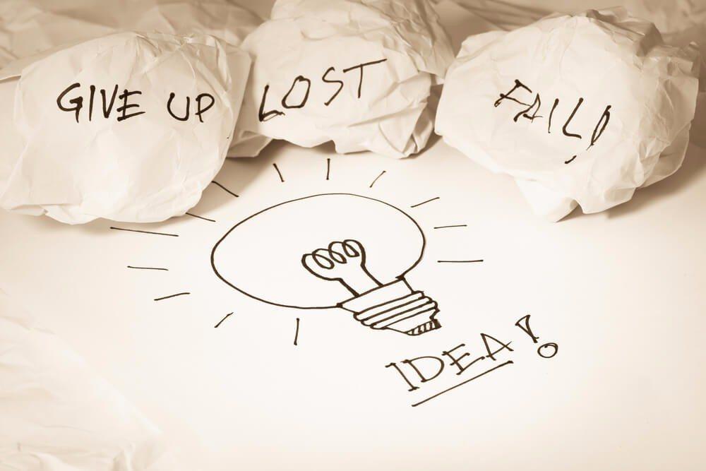 Scheitern darf nur der, der sich anstrengt, der sich aufbäumt und mit vollem Einsatz für seine Idee kämpft. (Bild: © Baimieng - shutterstock.com)