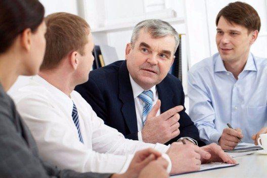Schweizer Beschäftigte über 55 – vor allem Akademiker und Männer (Bild: © Pressmaster - shutterstock.com)