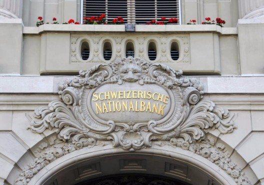 Die Schweizerische Nationalbank (Bild: © Pixeljoy - shutterstock.com)