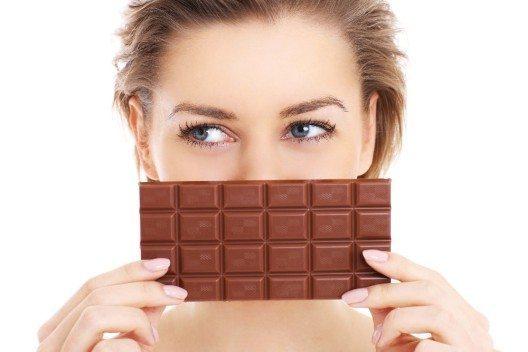 Schokolade ist gesund und gut fürs Herz. (Bild: © Kalim - fotolia.com)