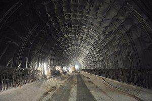 Tödlicher Arbeitsunfall im Ceneri-Basistunnel