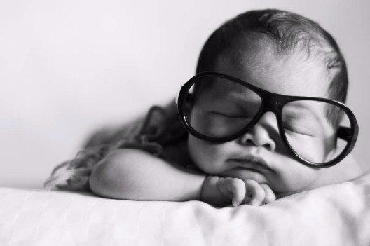 Das ideale Alter für Babyfotos sind die ersten fünf bis sechs Wochen nach der Geburt. (Bild: © Pok Leh - shutterstock.com)