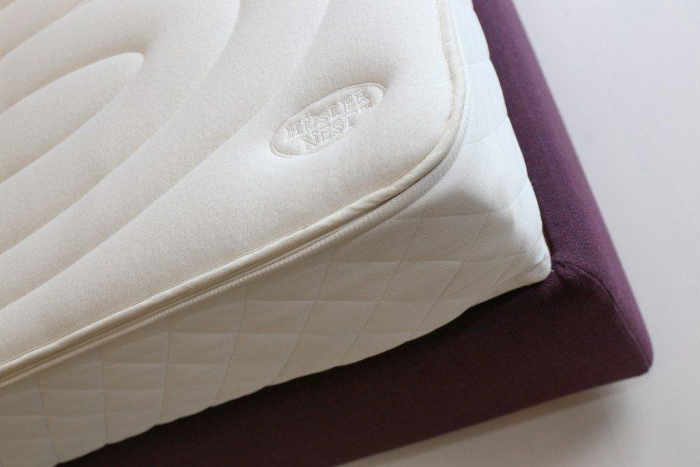 Die Matratzen von Hüsler Nest bieten ein optimal hygienisches Schlafklima.