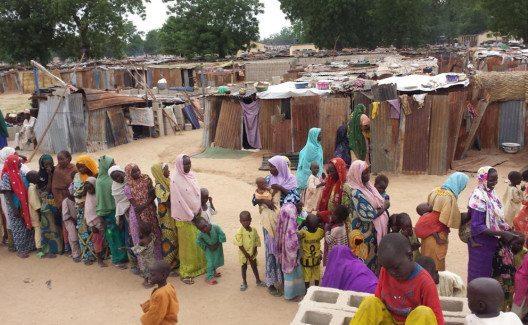 Eine halbe Million Menschen in Borno braucht dringend Wasser und Nahrung. (Bild: Médecins Sans Frontières / Ärzte ohne Grenzen (MSF))