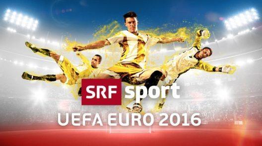 UEFA EURO 2016 / SRF Sport (Bild: © SRF/Marcus Gyger NO SALES NO ARCHIVES)