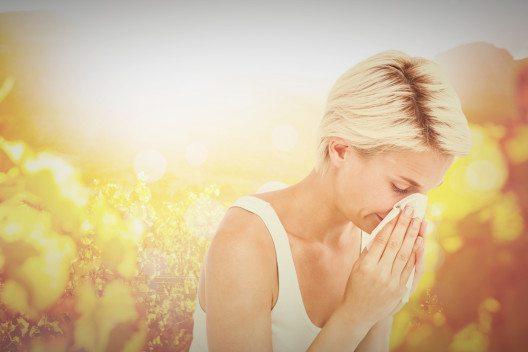 Mythos 6: Hartnäckige Allergie (Bild: © wavebreakmedia - shutterstock.com)