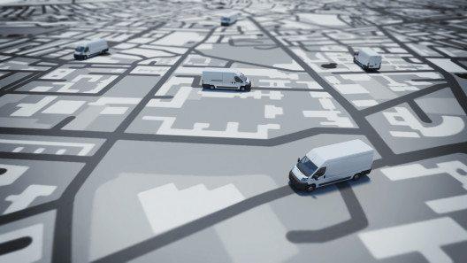 Android-Apps bieten Möglichkeiten der Bewegungsverfolgung über GPS und WLAN hinaus. (Bild: © alphaspirit - shutterstock.com)