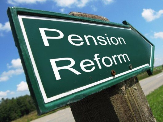 Der Schweizerische Arbeitgeberverband bezieht Stellung zur Rentenreform 2020. (Bild: © Pincasso - shutterstock.com)