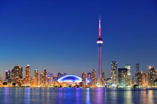 Platz 3: Toronto (Bild: © Songquan Deng - shutterstock.com)