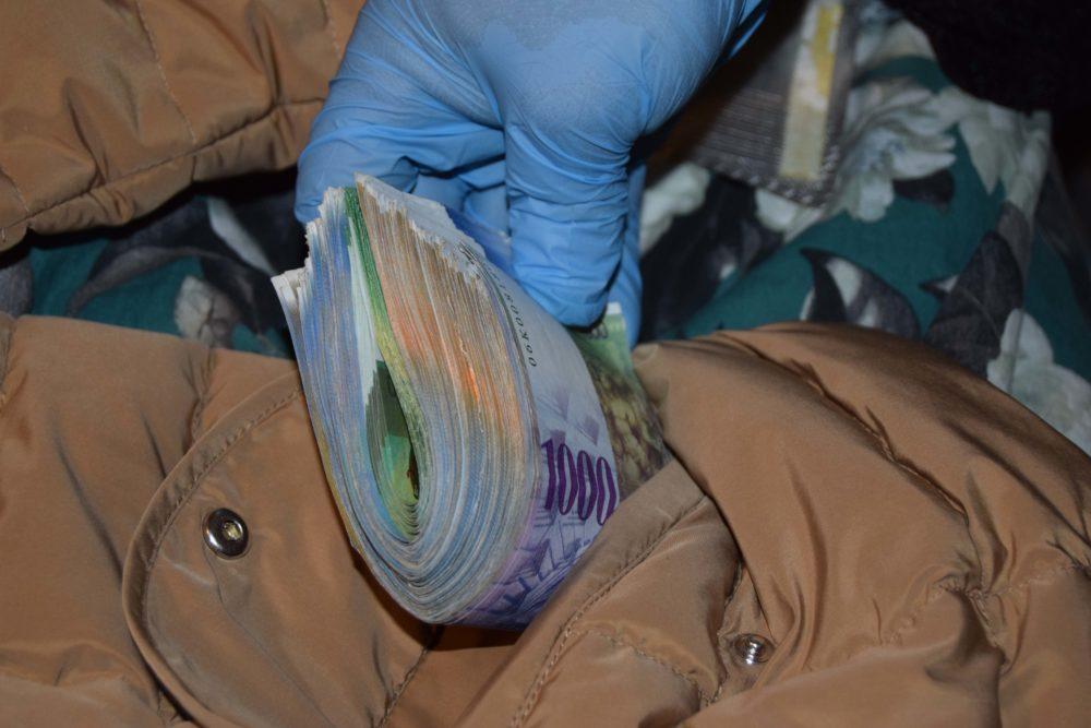 Kriens LU - Drogendealer in flagranti verhaftet