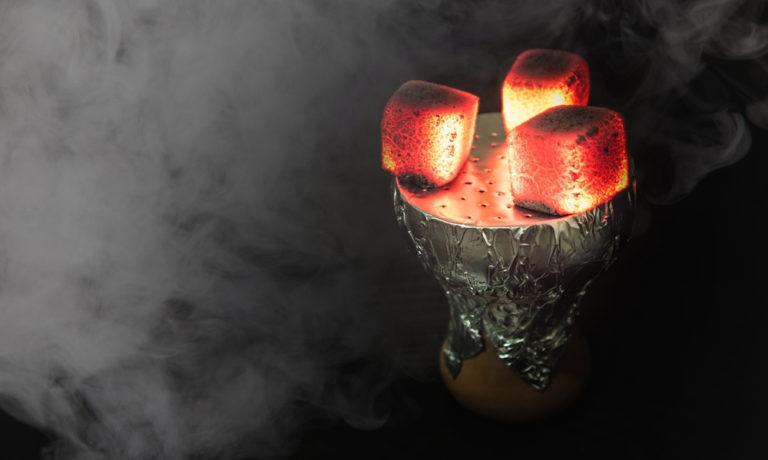 Kohlenmonoxid Vergiftung Shisha