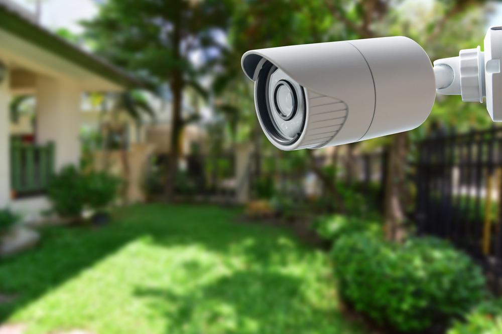 Mehr Sicherheit dank Überwachungskamera (Bild: Photographicss - shutterstock.com)