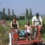 Schienenvelo.ch: Toller Freizeitspass– Schienenvelo fahren im Sensetal