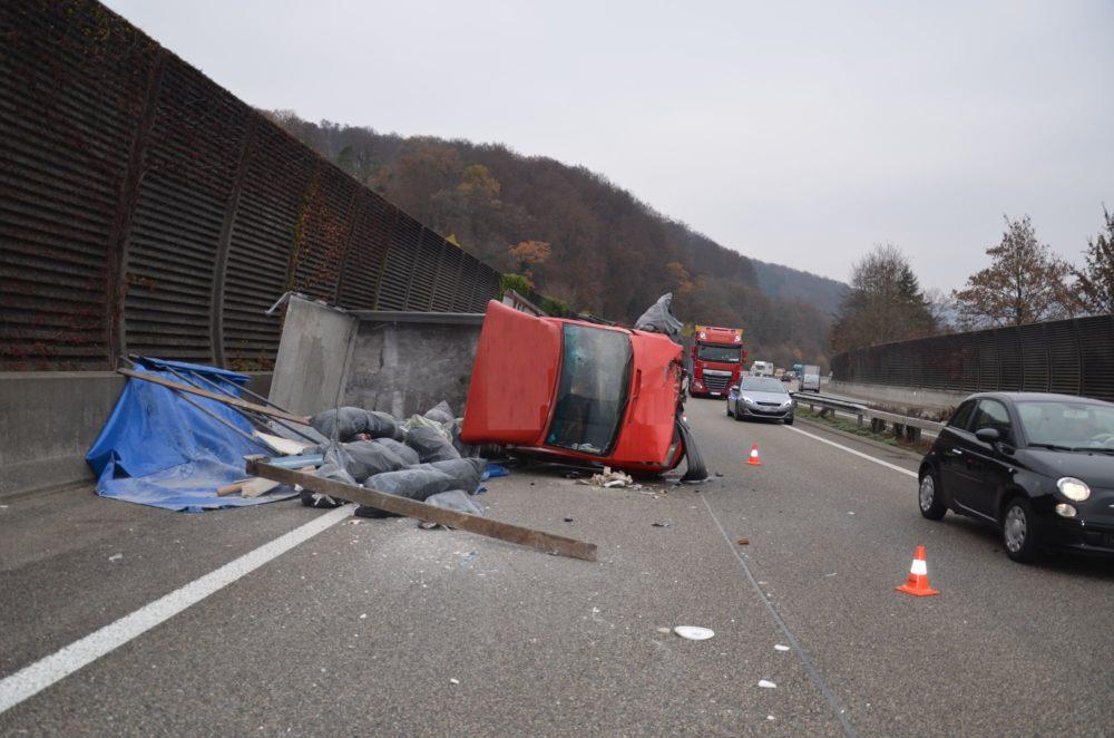 Aktuelle Unfälle Autobahn