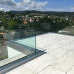 Geländer & Brüstungen aus Sicherheitsglas -Glas Trösch AG, Bützberg BE