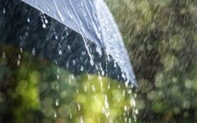 Grosse Regenmengen bis Dienstagabend zu erwarten