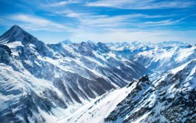 Föhnsturm mit Orkanböen tobte in den Alpen –  grosse Mengen Neuschnee