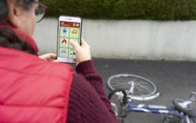 Neue Notruf-App für Gehörlose in der Deutschschweiz lanciert