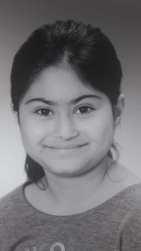 Tochter Tajala Zaher