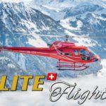 Elite Flights: Die Schweiz per Helikopter erleben