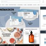 Drinks.ch: Grösster Spirituosen-Webshop der Schweiz bietet jetzt auch Atemschutzmasken