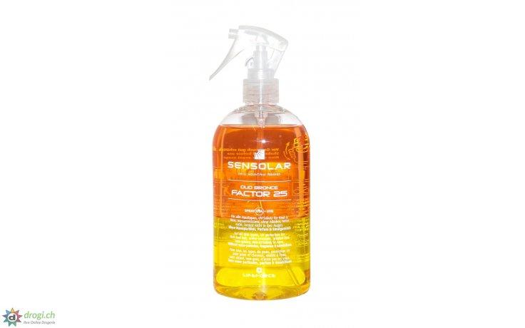 Sonnenschutz SPF 25 - 400 ml Spray (Bildquelle: drogi.ch