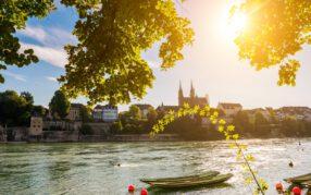 Erneut heissester Tag des Jahres, in Basel 36,5 Grad!