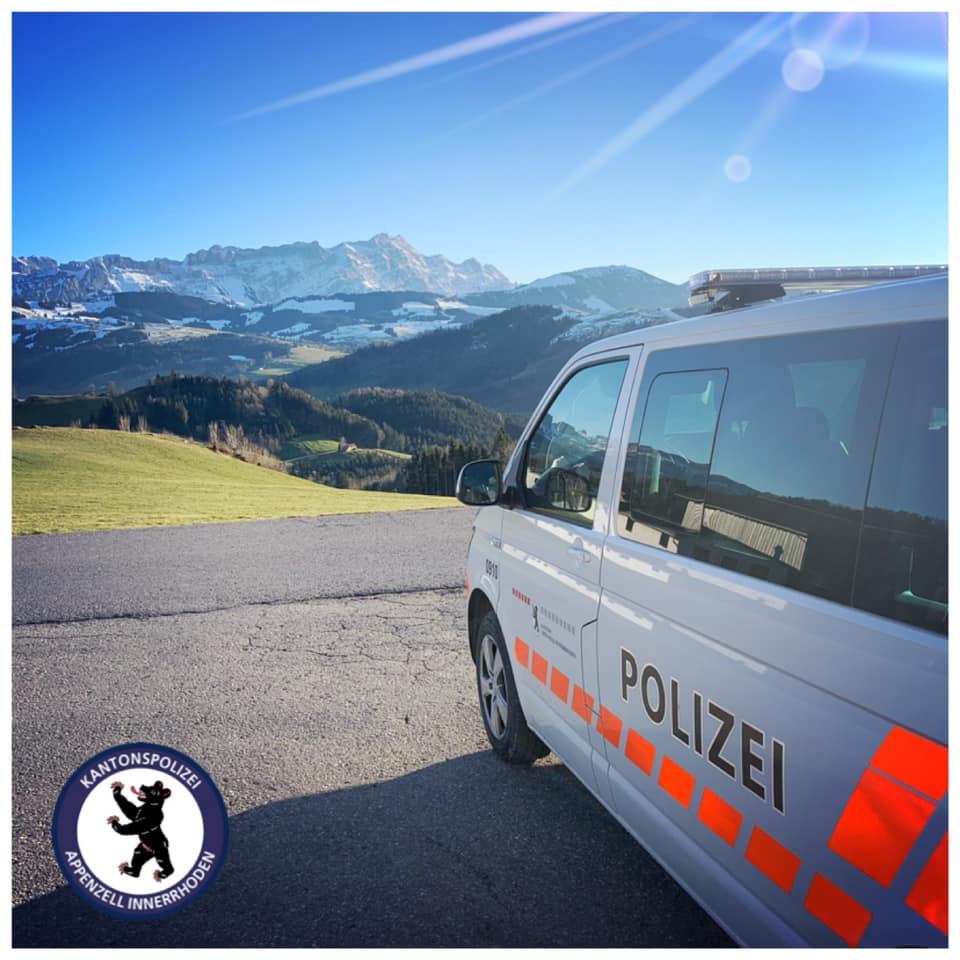 Die Verkehrs- und Ordnungspolizei übernimmt alle Aufgaben rund um den sicheren Verkehrsbetrieb im Kanton (Bildquelle: Kapo AI).