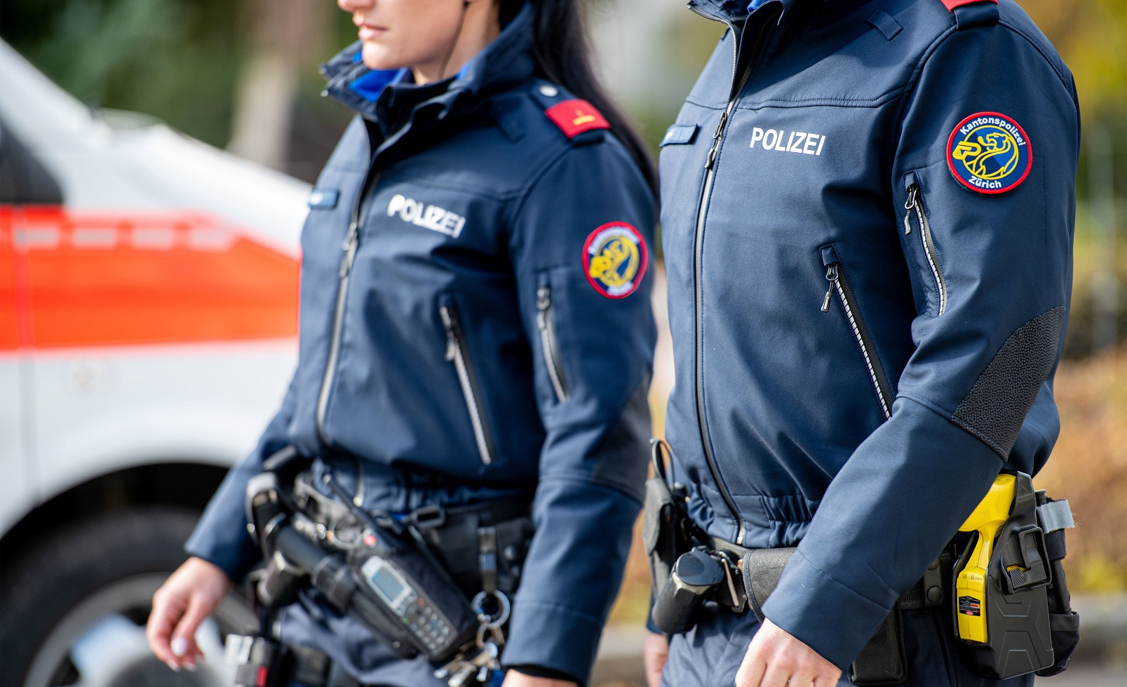 Die Kantonspolizei Zürich sorgt für die Sicherheit im Kanton Zürich. (Bild: Kapo ZH)