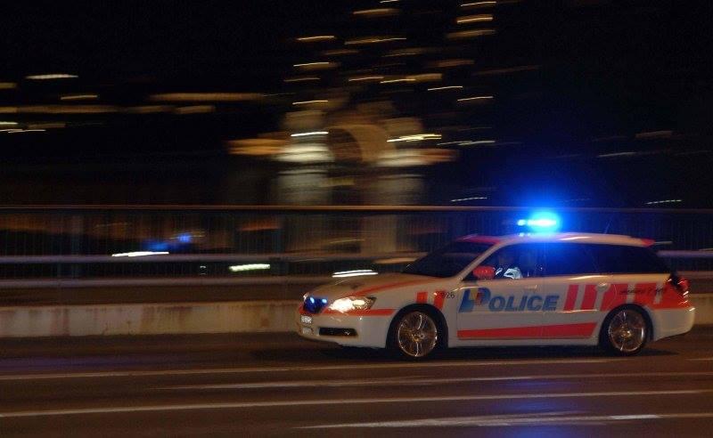Die Verkehrspolizei übernimmt, wenn es um die Untersuchung von Verkehrsunfällen geht. (Bildquelle: Kapo Genf)