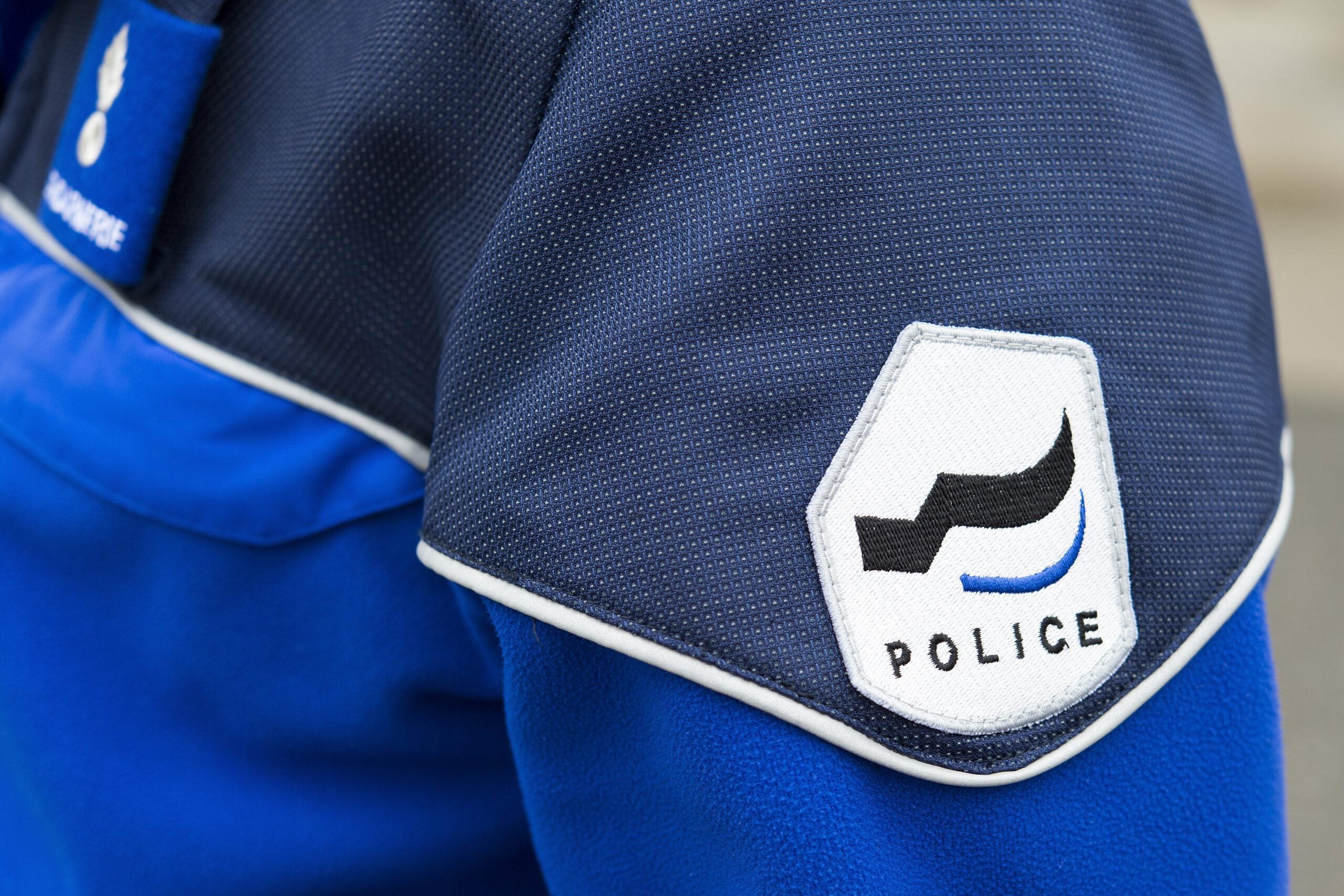Die Kantonspolizei Freiburg kümmert sich um die öffentliche Sicherheit und die Aufrechterhaltung der Ordnung. (Bildquelle: Kapo Freiburg / KEYSTONE / Lukas Lehmann)