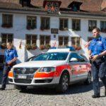 Die Polizei im Kanton Bern - für die Sicherheit der Bevölkerung
