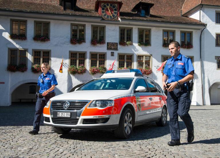 feature post image for Die Polizei im Kanton Bern - für die Sicherheit der Bevölkerung
