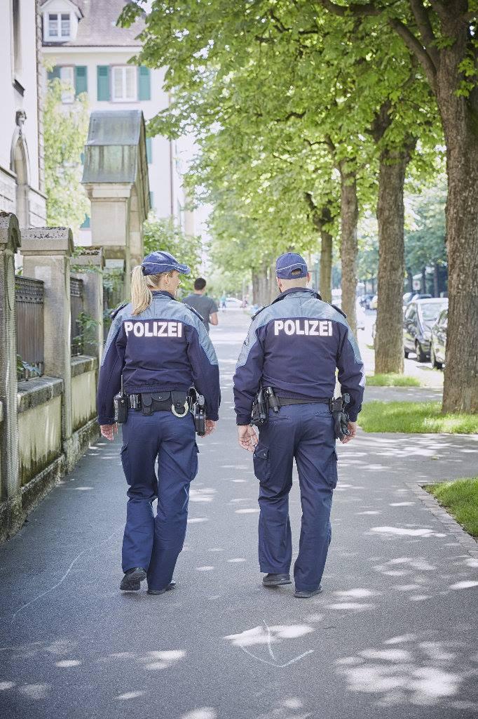 Die Kapo Basel-Stadt ist für die Bürgerinnen und Bürger da. (Bildquelle: Kapo Basel-Stadt)