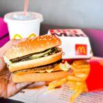 McDonald's in Grenchen (SO) - gemütlich geniessen