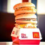 Lieblingsburger im McDonald's am Bahnhof in Solothurn geniessen