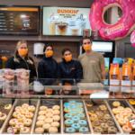 Dunkin Donuts erobert die Schweiz