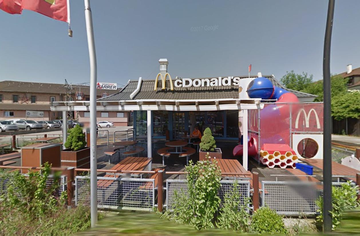 McDonald's in Laufen BL