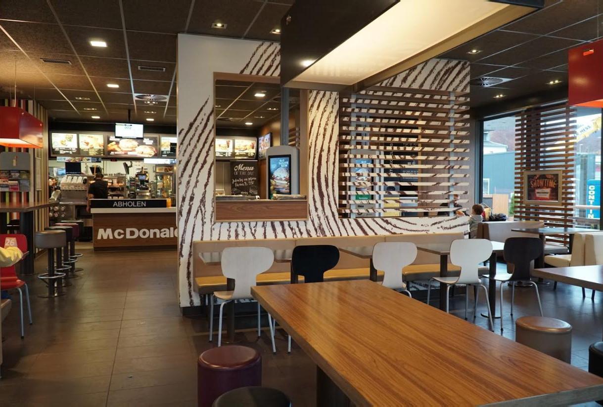 McDonald's in Sissach BL