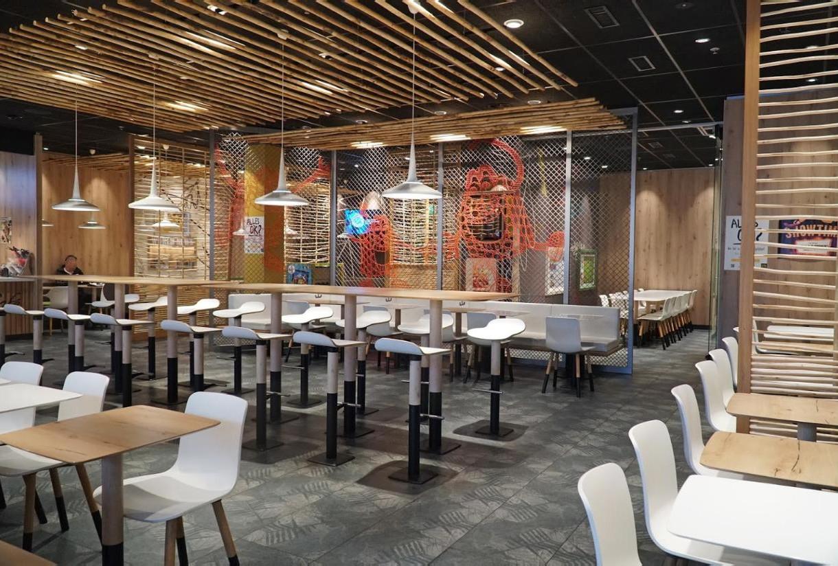 McDonald's in Pratteln BL
