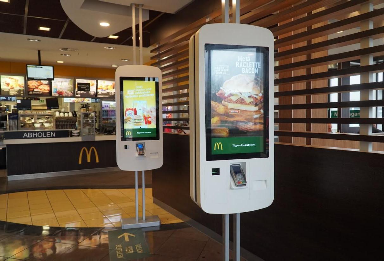 McDonald's in Kaiseraugst AG